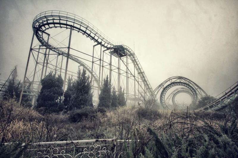 Этот удивительный мир! 43 фото знаменитых заброшенных мест