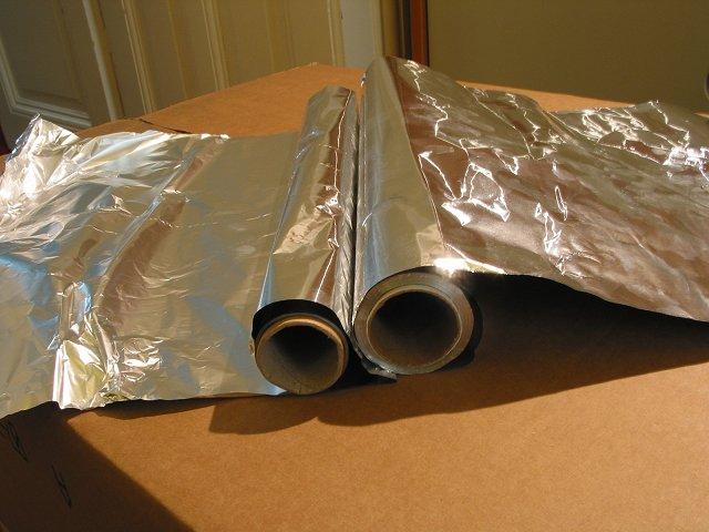 Алюминиевая фольга: секреты здоровья и красоты