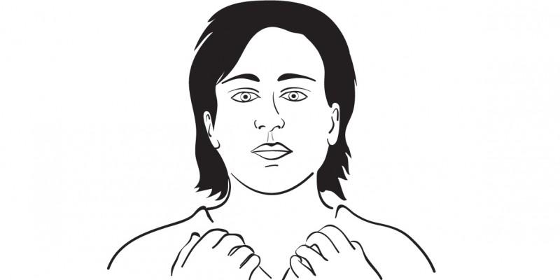 Как освободить пазухи носа с помощью массажа... Дышим глубже!