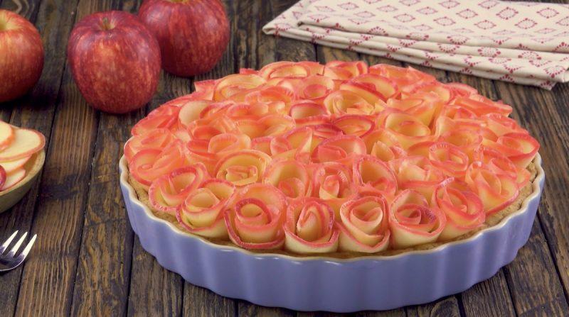 красивый пирог