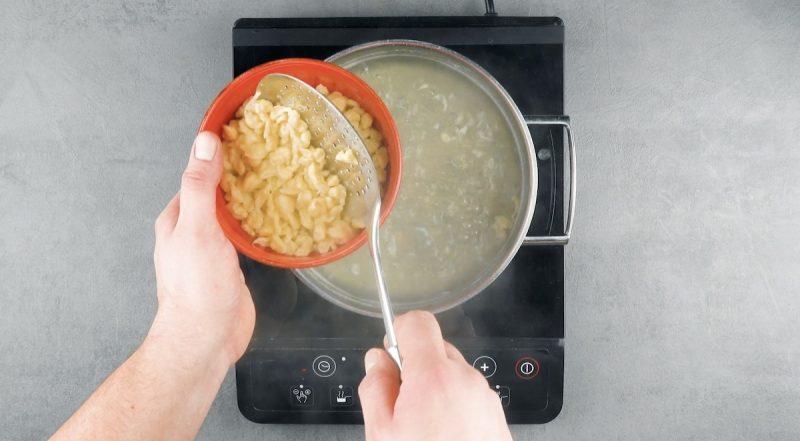 отварить шпецле
