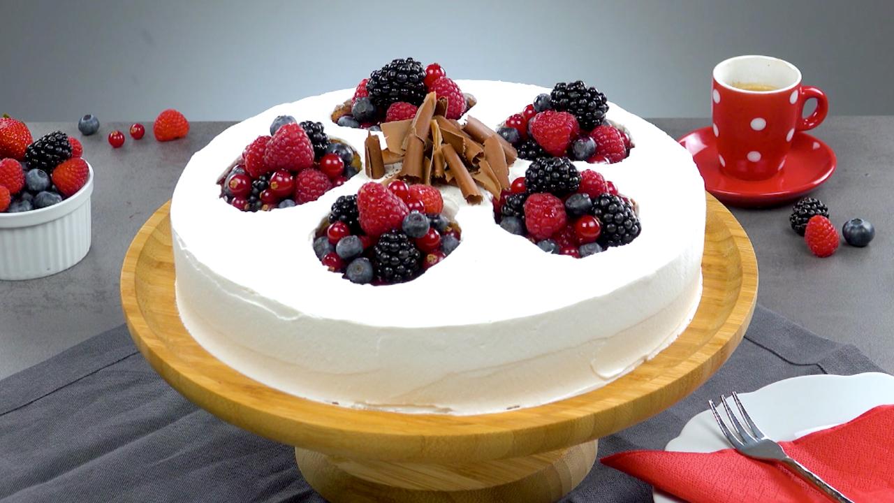 сливочный крем для бисквитного торта из масла