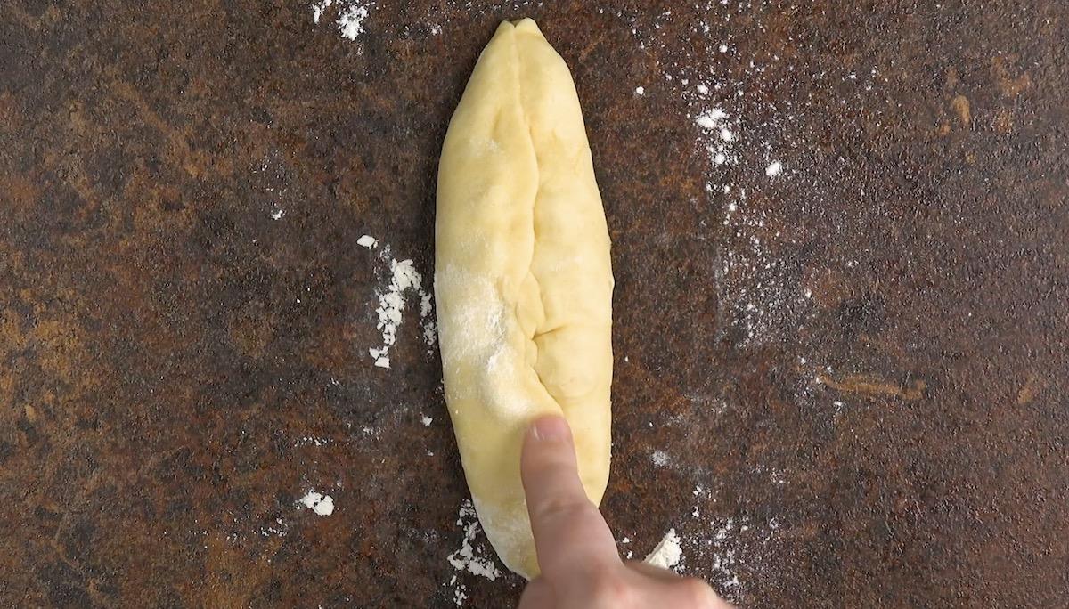 пирожок с начинкой