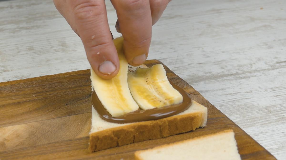 готовить бутерброд