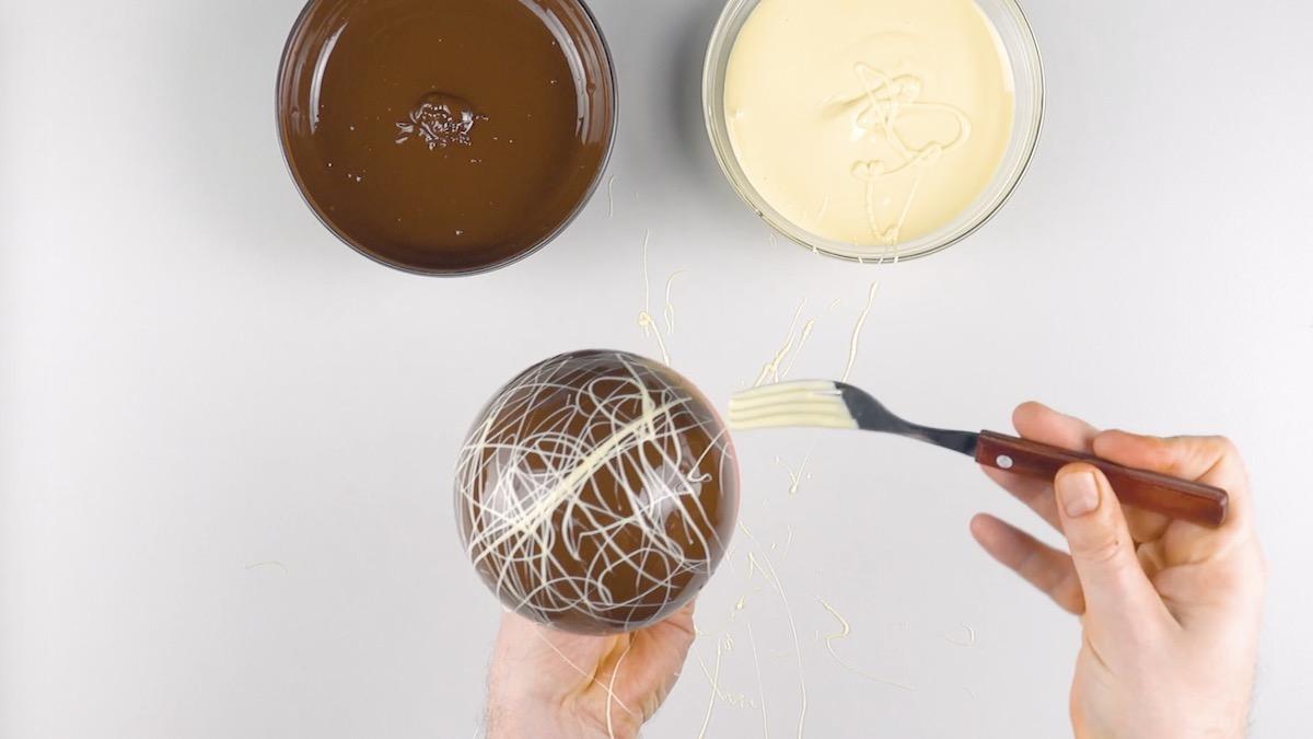 готовить из шоколада
