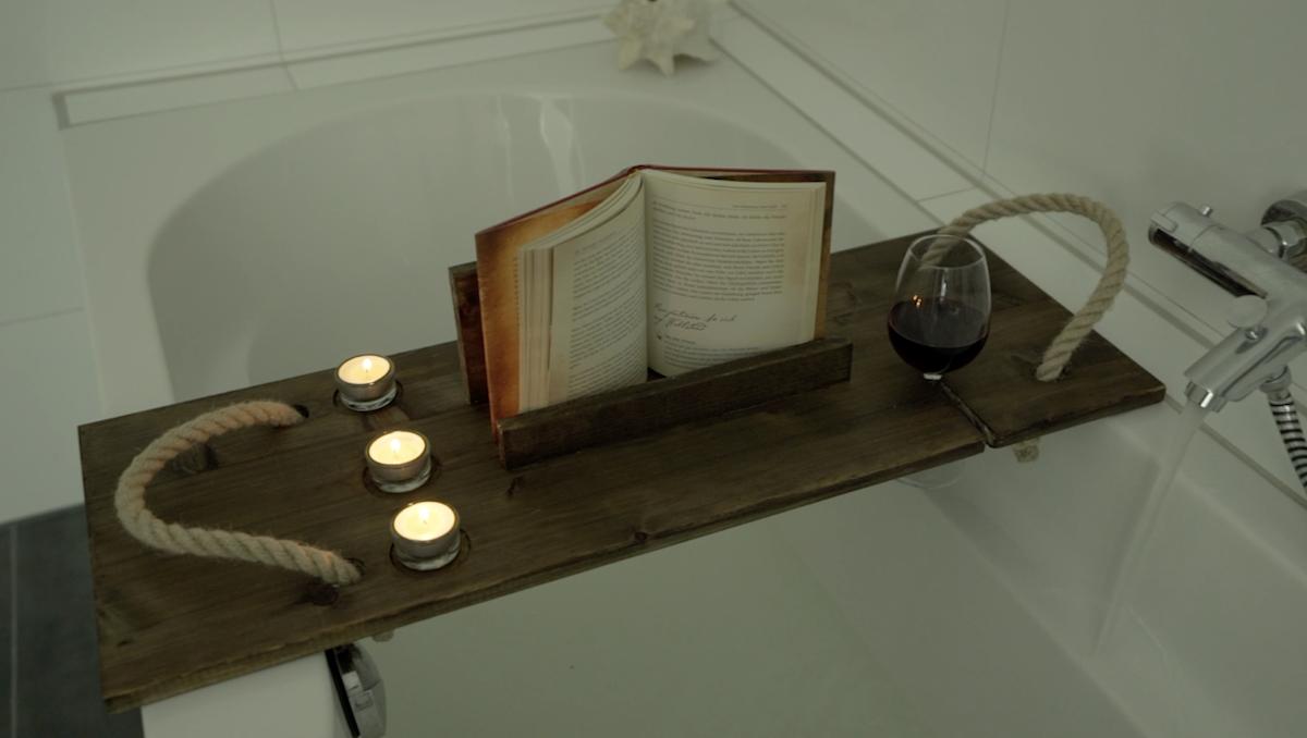поднос для ванны