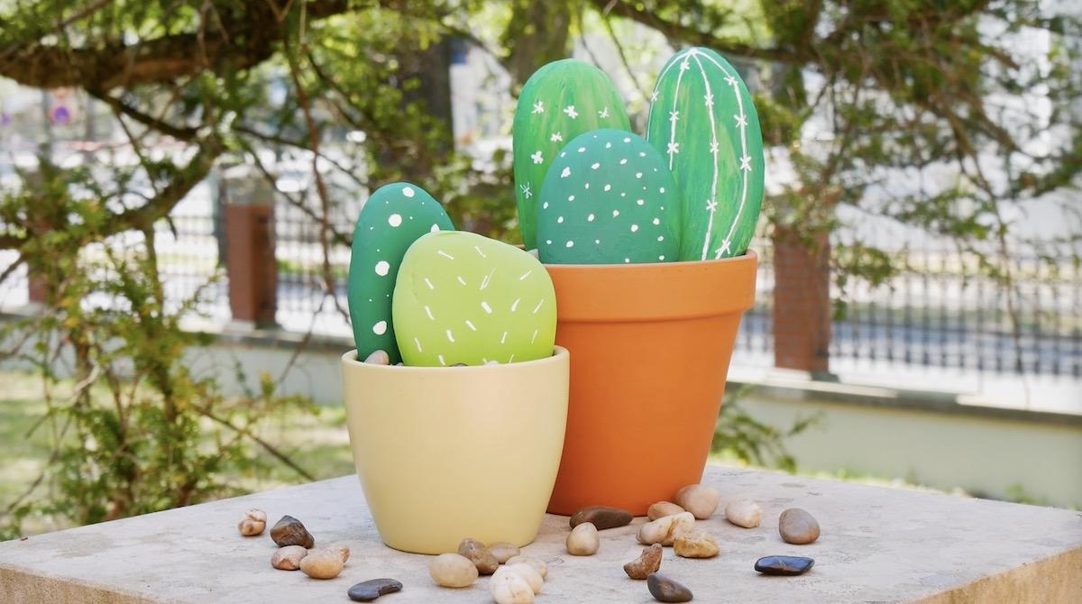 искусственные кактусы