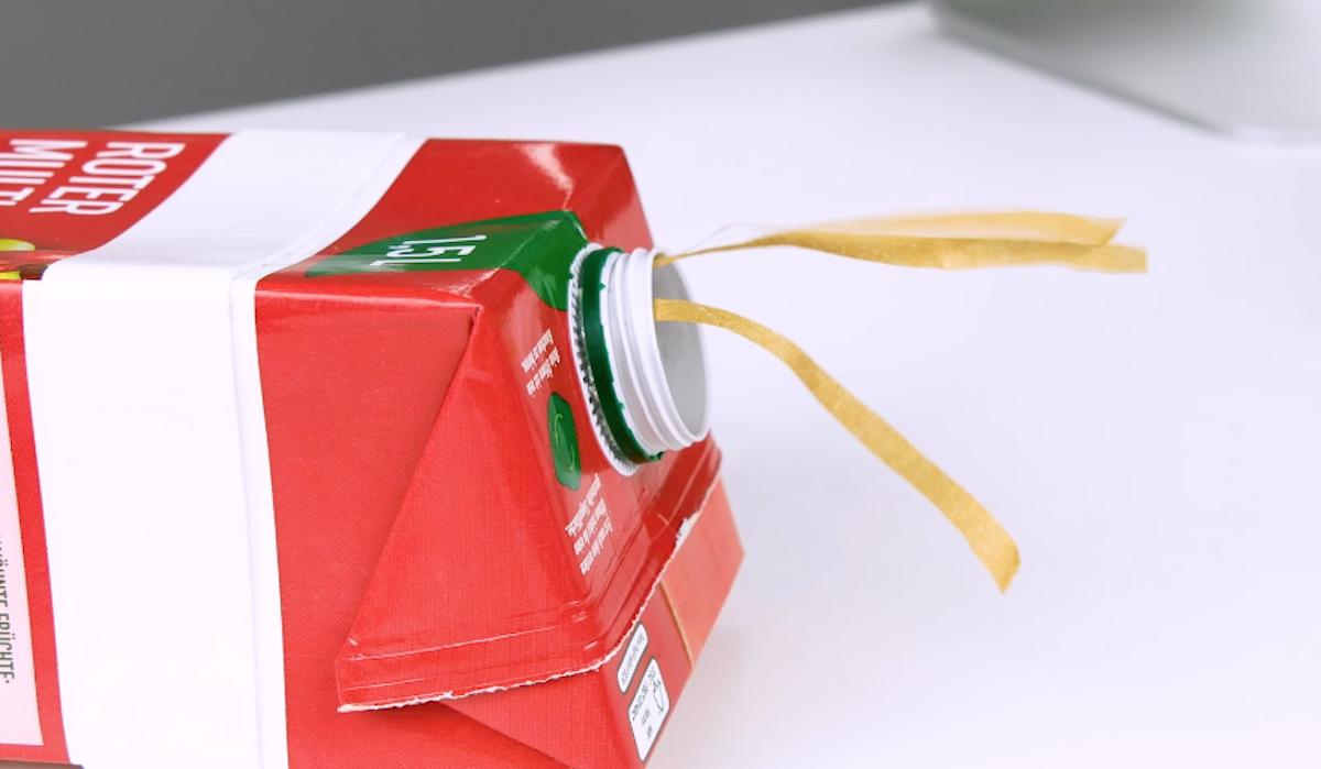 коробка от сока