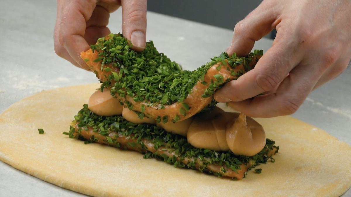 начинка из рыбы