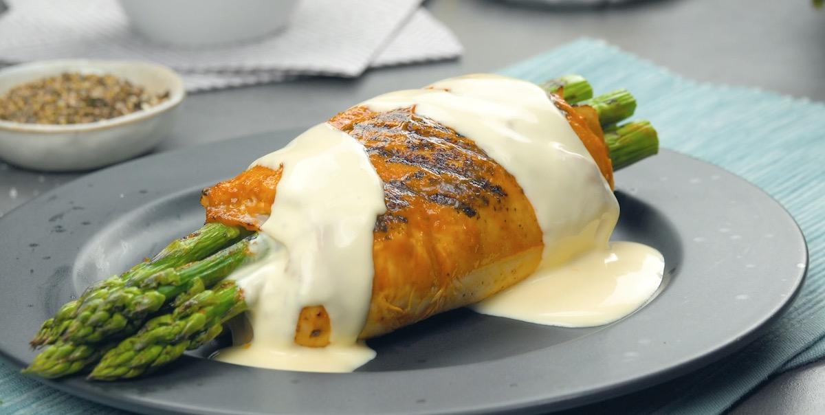 красивое блюдо из курицы