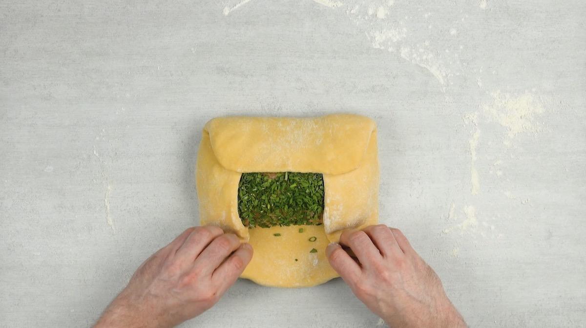 готовить пирог