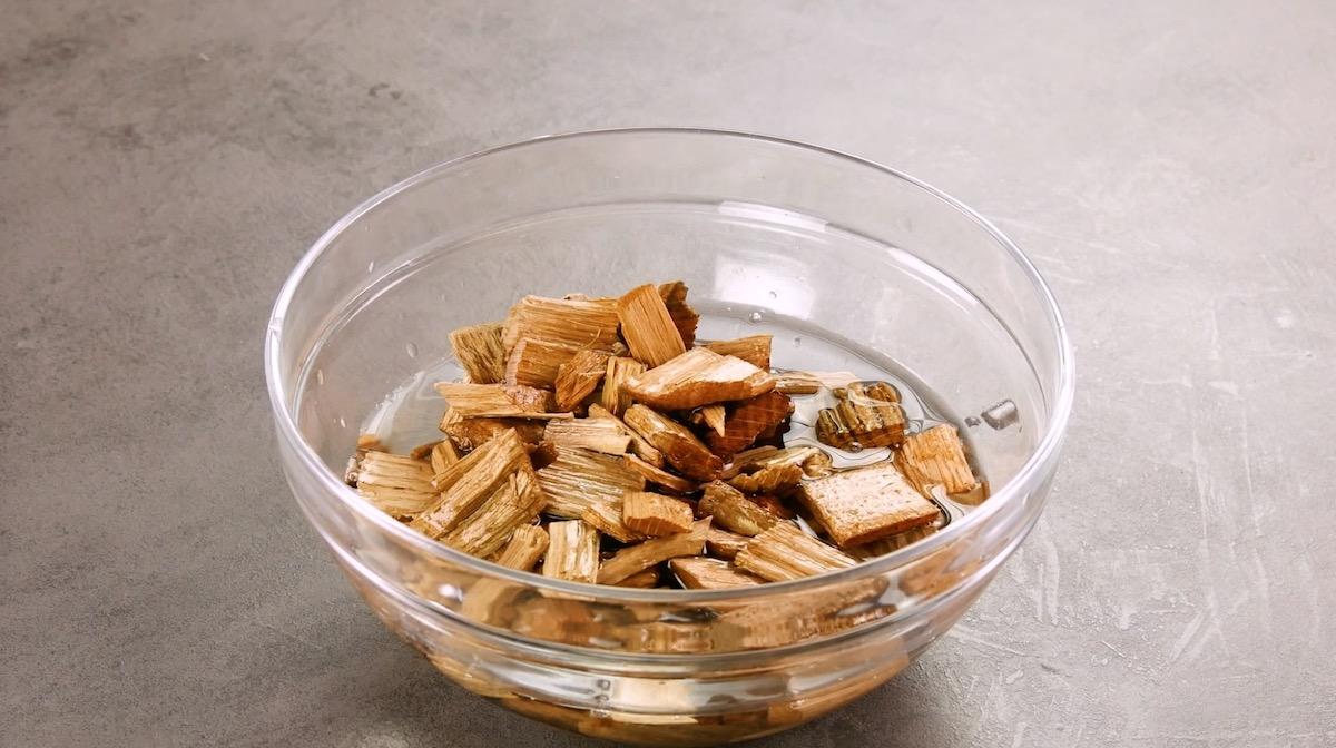 деревянные щепки