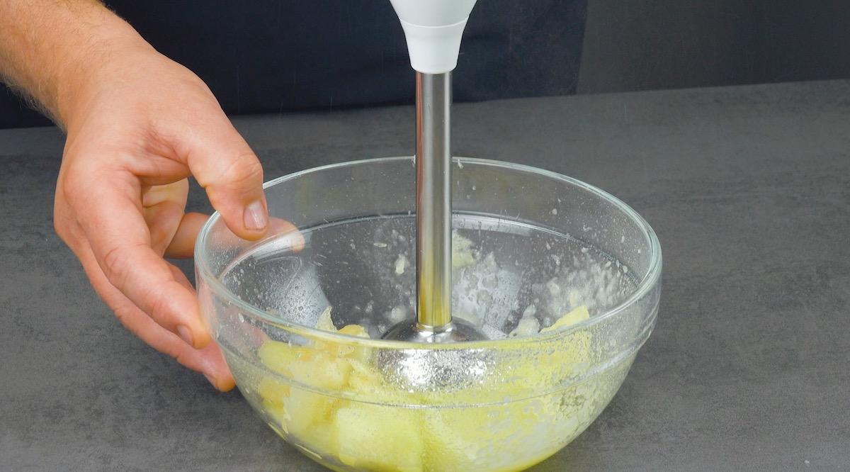 готовить пюре