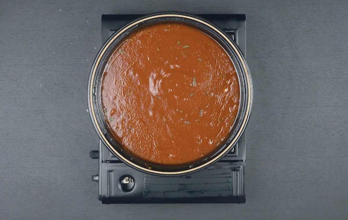 готовить соус