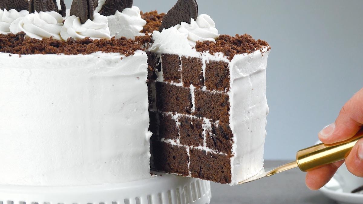 красивый кусок торта