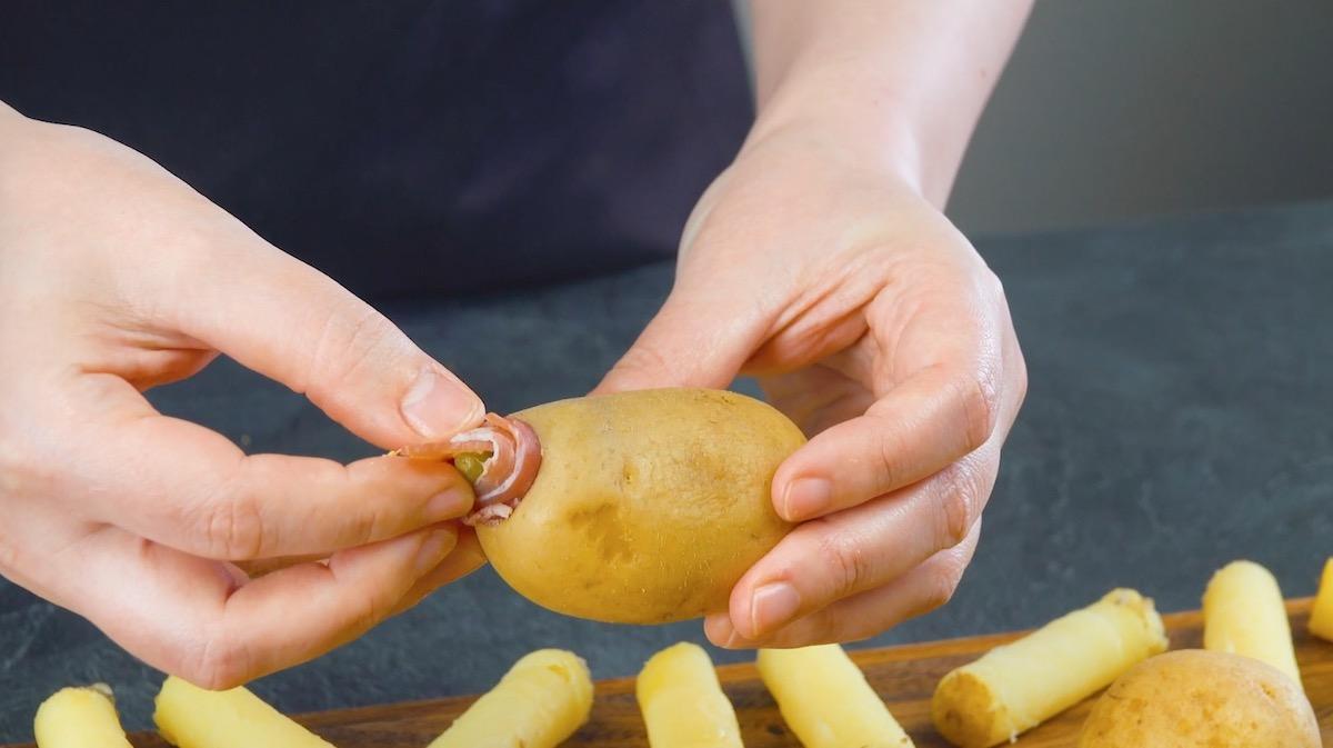 готовить картофель
