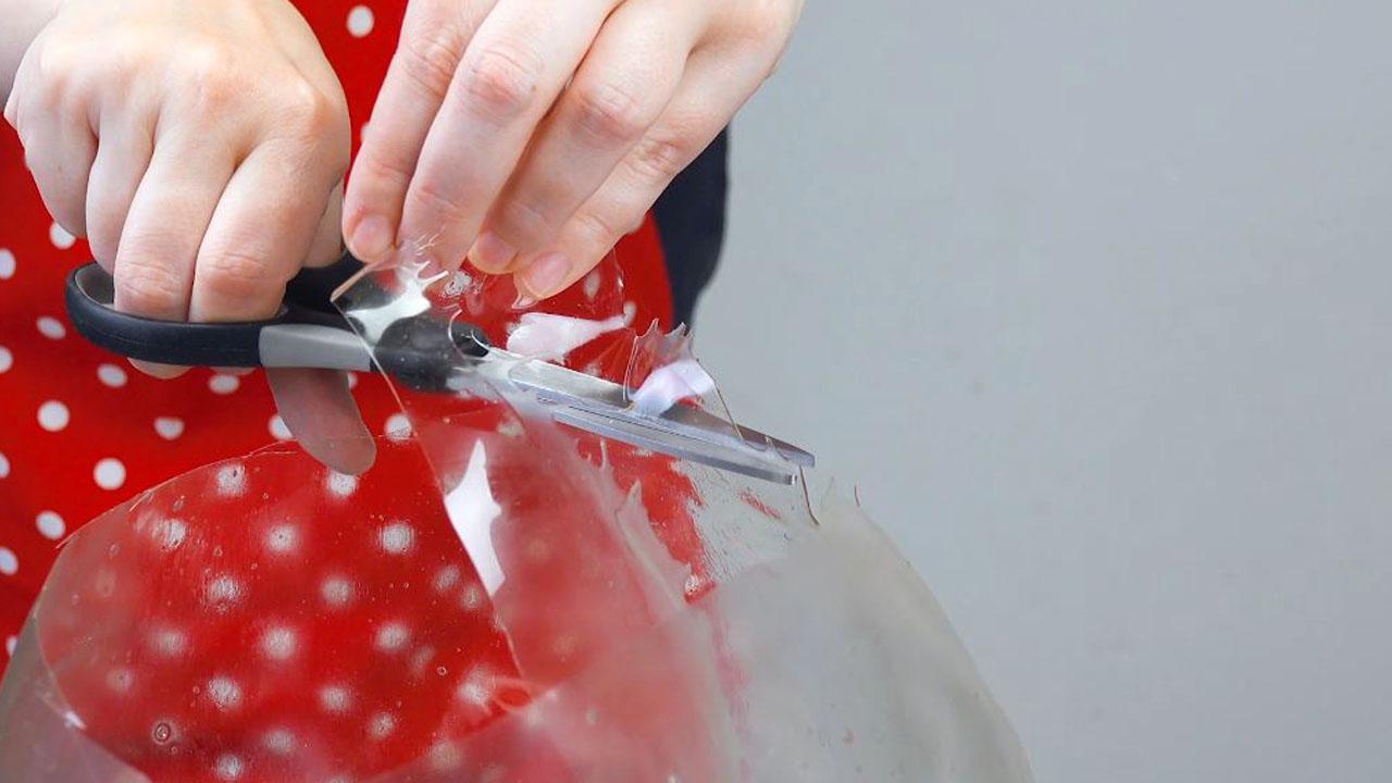 ножницы режут
