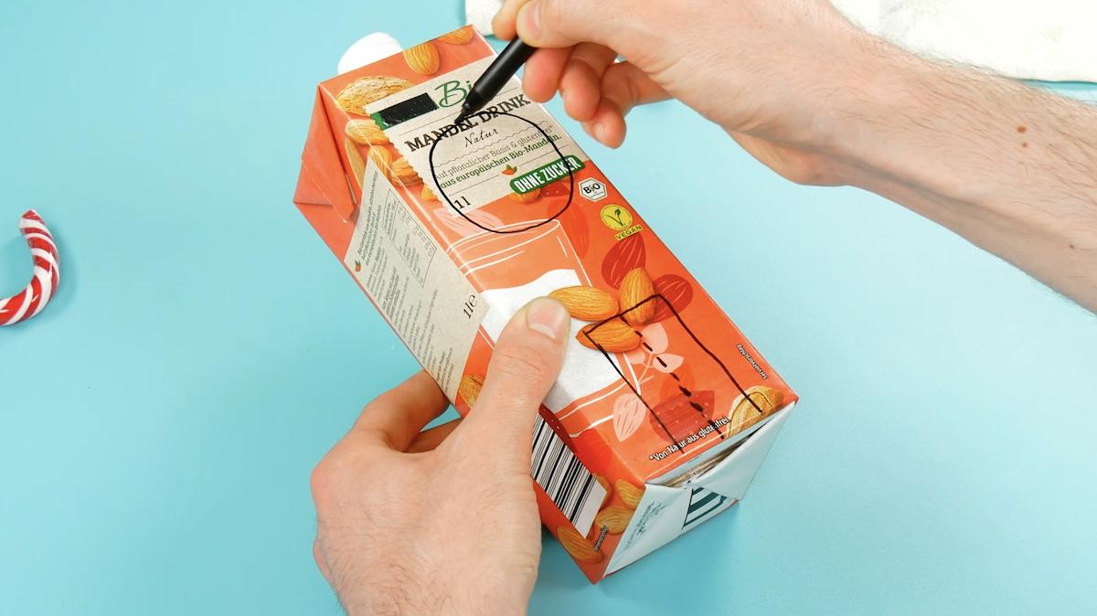коробка Tetra Pack