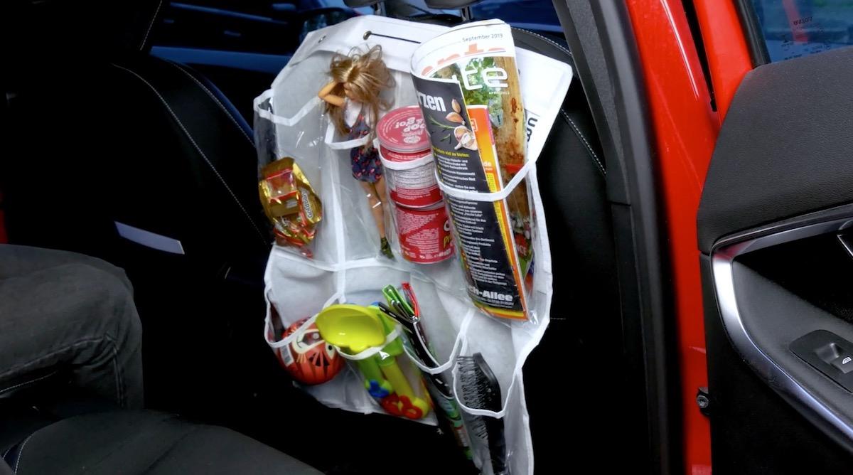 органайзер в машине
