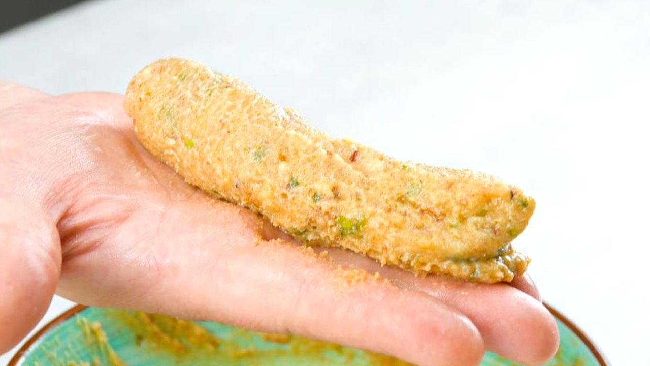 марципан с орехами
