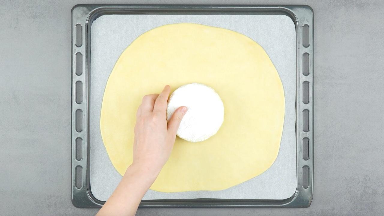тесто и сыр