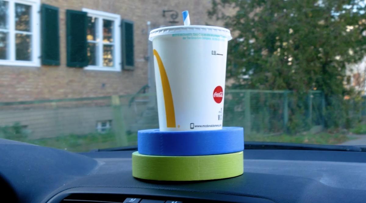 стакан в машине