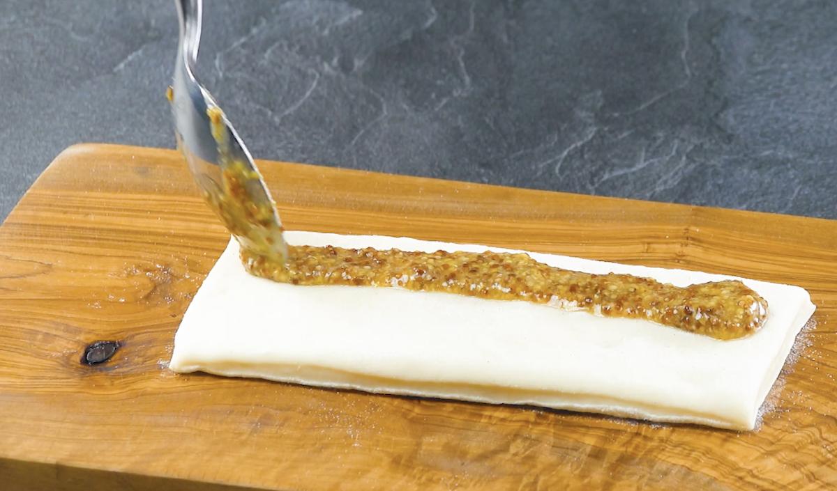 тесто и горчица