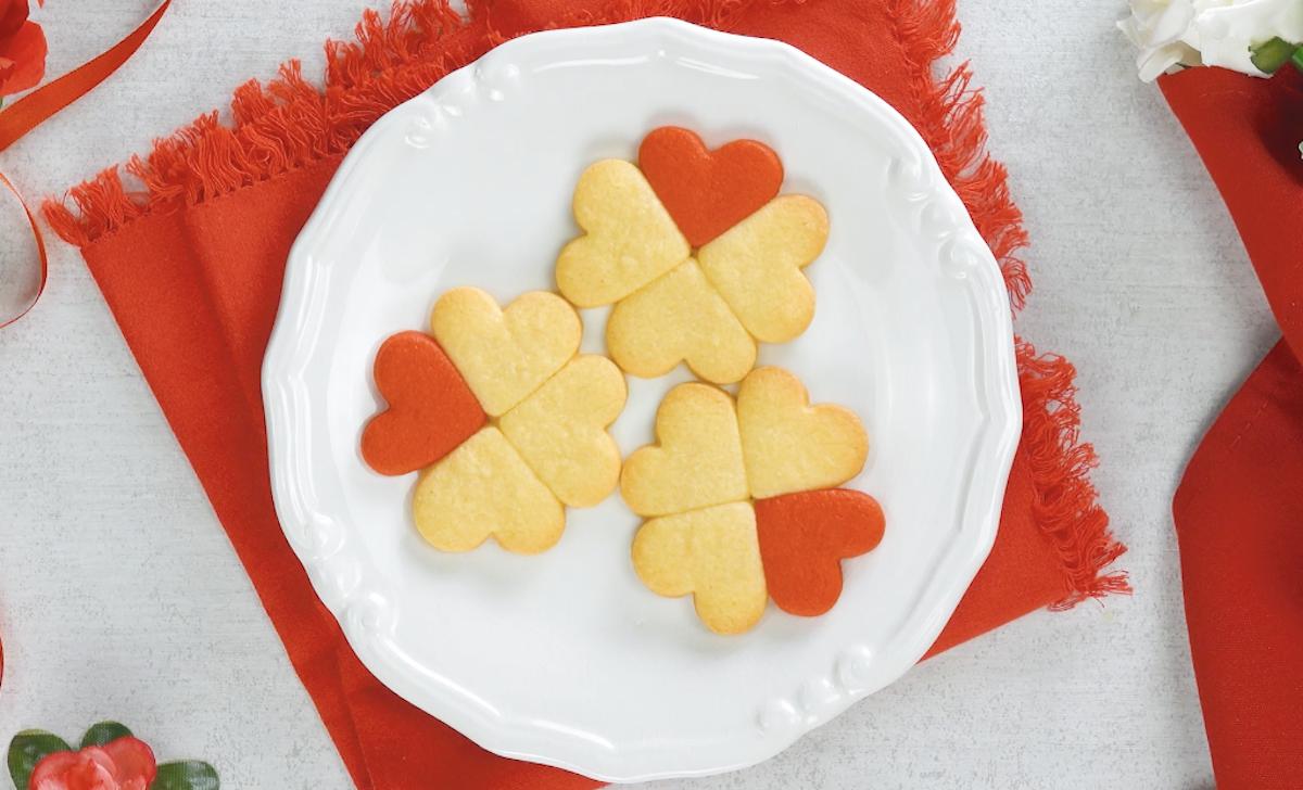 три печенья