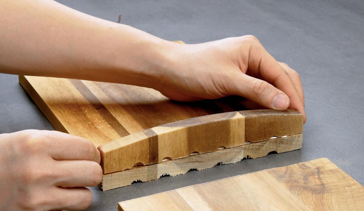 деревянная доска