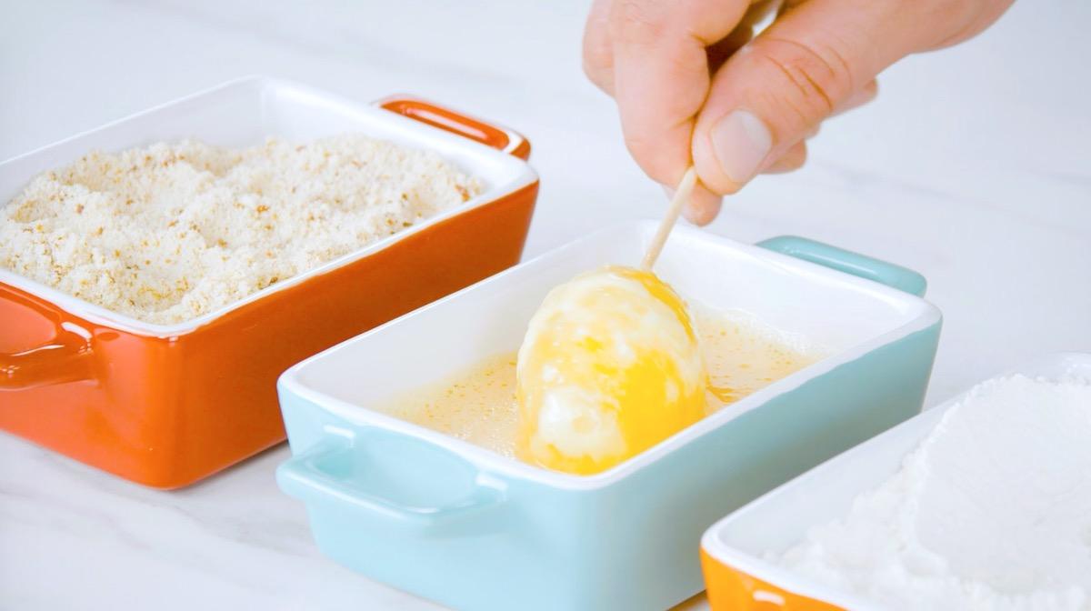 яйцо на палочке