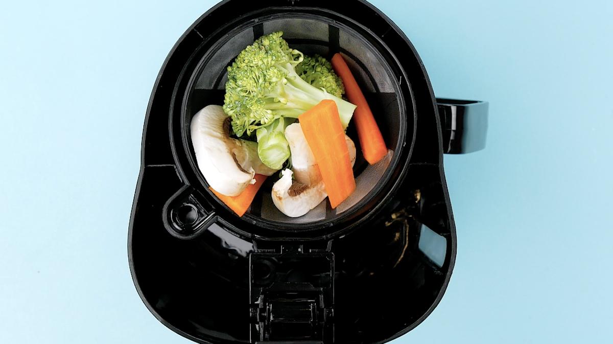 овощи готовятся