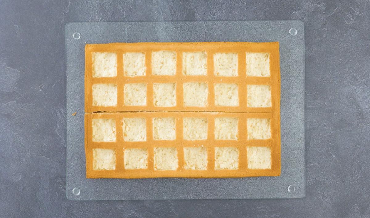 бисквитный корж